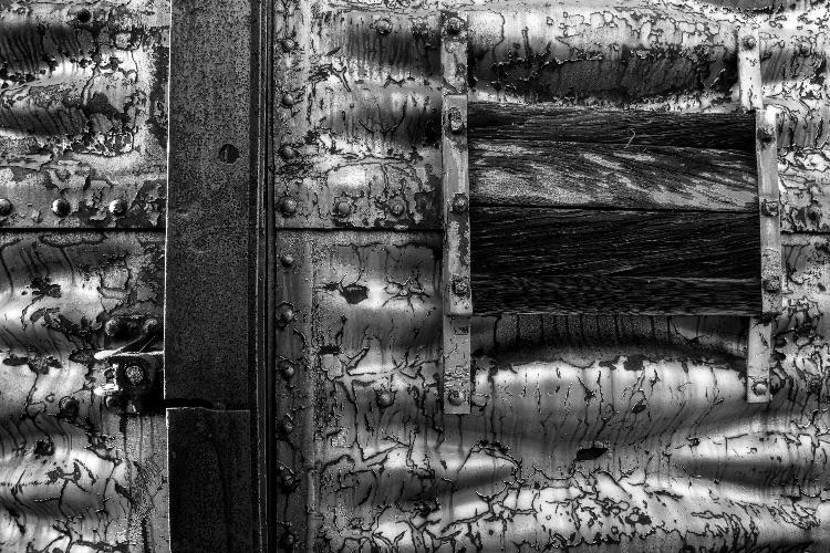 Textured Steel (B&W)