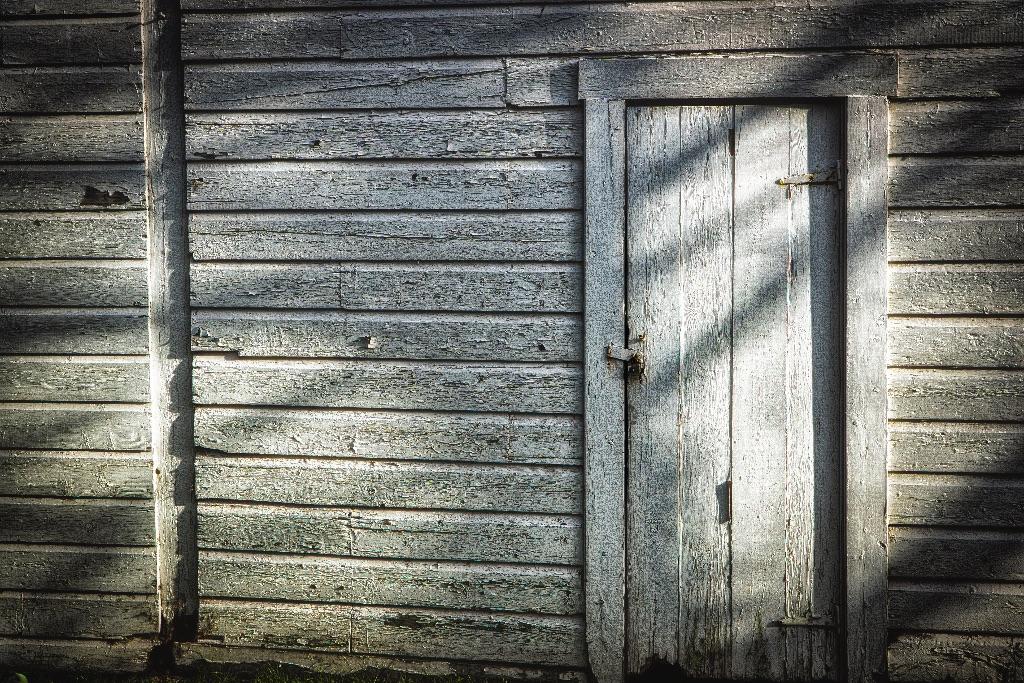 Door, Late Afternoon
