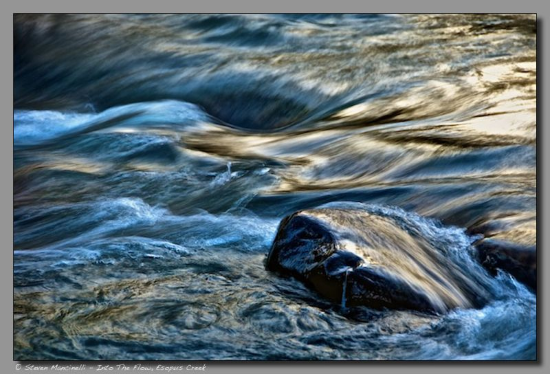 Into the Flow, Esopus Creek