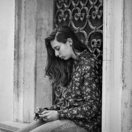 The Girl in Venice
