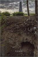 The Gibraltar bunker, Pozières, Somme.