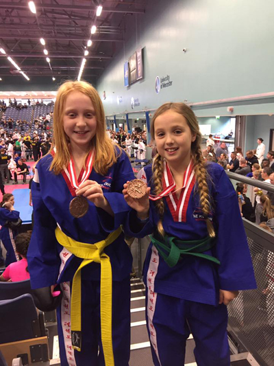 English Championships 2017