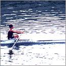 Rowing in Barnes