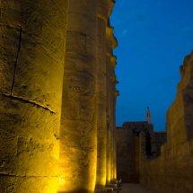 Karnak by night