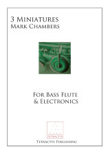 Mark Chambers - 3 Miniatures