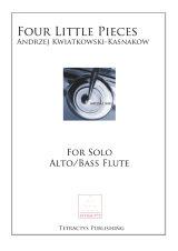 Andrzej Kwiatkowski-Kasnakow - Four Little Pieces