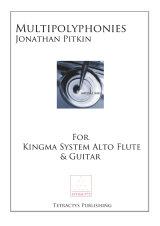 Jonathan Pitkin - Multipolyphonies