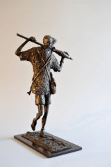 Boy Soldier. To be an Edition of 7. 24Lx19Wx32cmH £3750