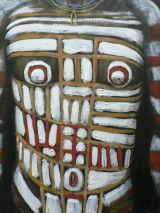 Mursi Warrior I