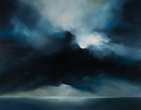 Unseen straits – The Dark Blue Sky