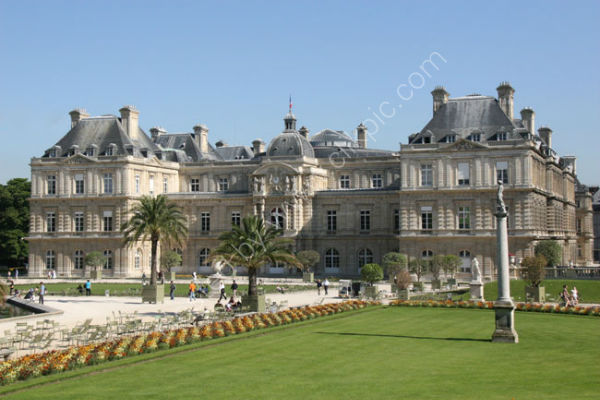 Palace of Luxembourg, Paris