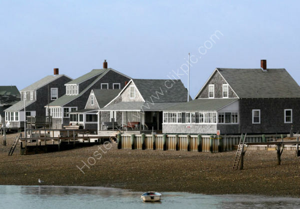 Cape Cod Beach Houses