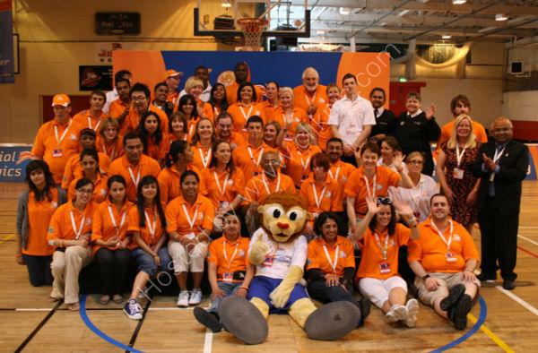 Volunteers -4 (Basketball)