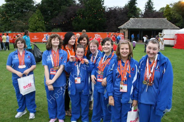 Medal Winners - Forth Valley, Scotland