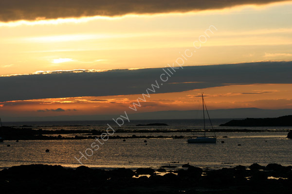 North Berwick Sunset 4