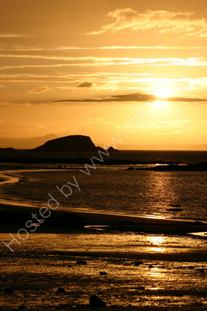 North Berwick Sunset 2