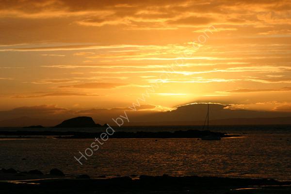 North Berwick Sunset 6