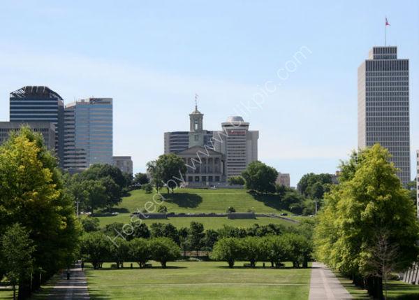 Bicentennial Mall State Park, Nashville, Tennessee