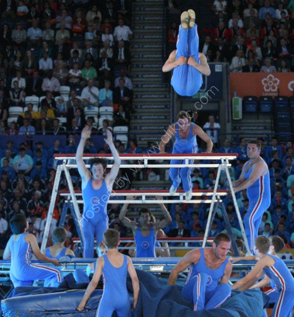 Kangaroos Gymnastic Display Team