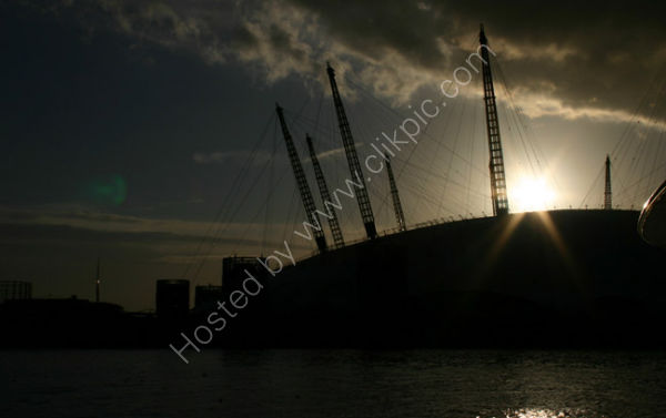 The Millennium Dome, London