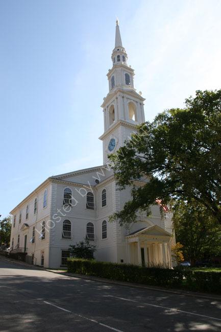 1st Baptist Church of Providence