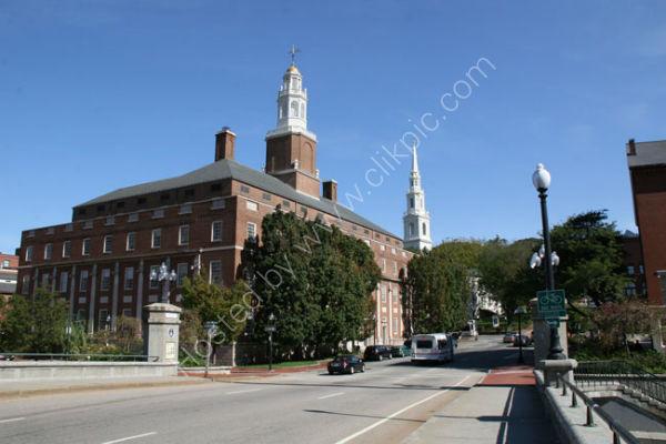 Providence from Washington Street Bridge
