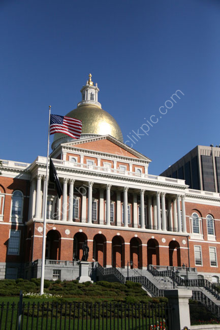 State House, Boston