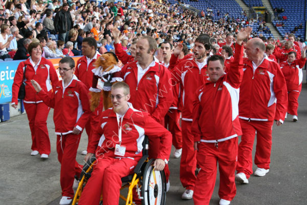 Parade of Athletes 5 Wales