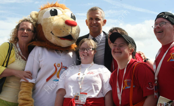 'Solly', Gary Lineker and Athletes 7