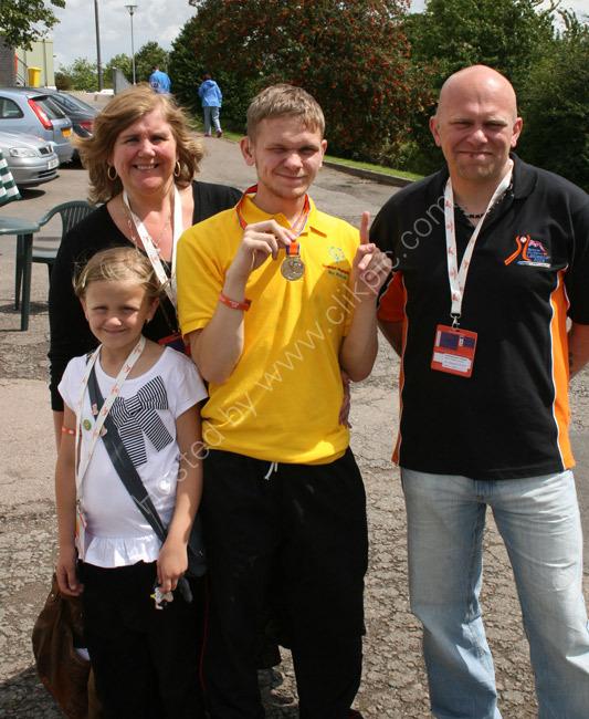 Silver medalist!