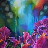 Fire Irises