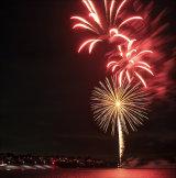 Bangor fireworks