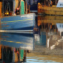 Fishing reflections