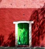 Mexico, Door.