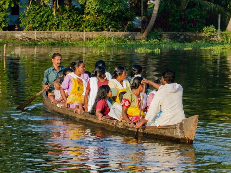 Kerala ferry