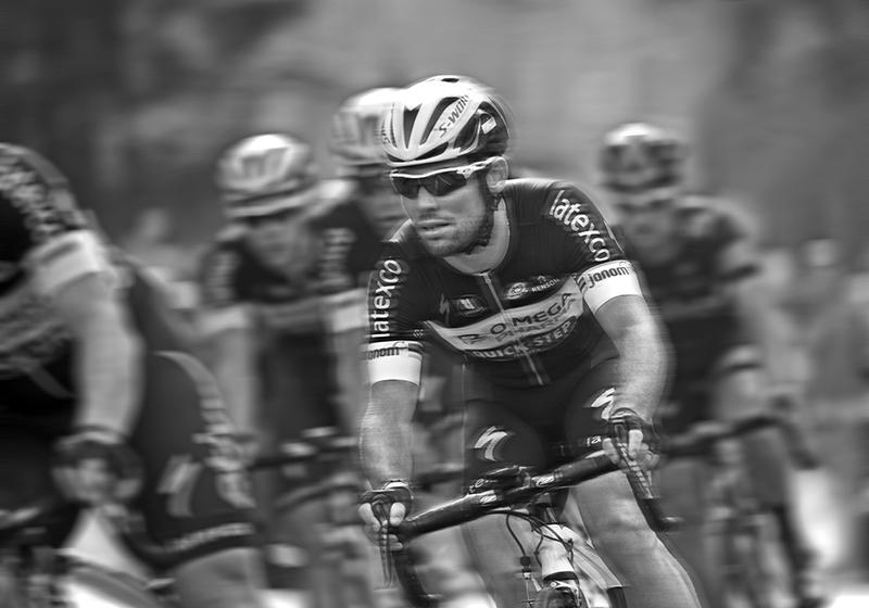 Mark Cavendish in Tour of Britain