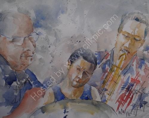 Tim Franks Quartet