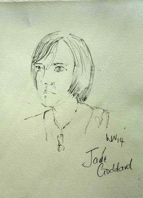 Jade Goddard 2, 2014 Moniaive Folk Festival