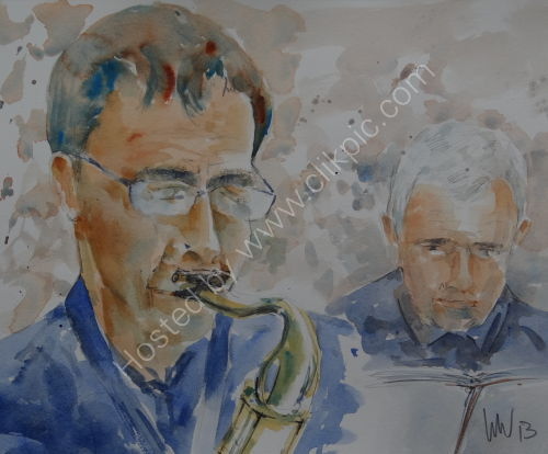 Paul Froggatt and Mike Reynolds, Burgundy's 18 April 2013