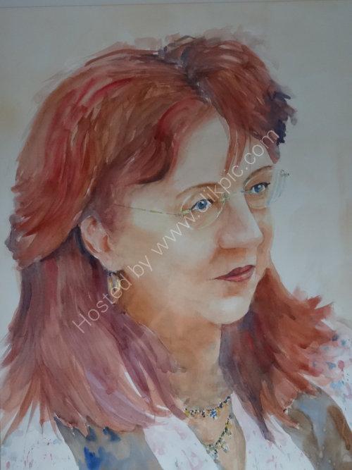 Sue Parish, jazz singer, 2007