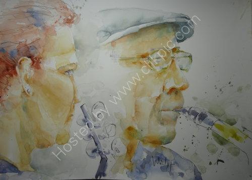 Jazz Police, Burgundy's Kendal 27 Nov 2014