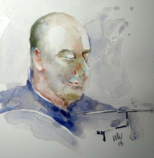 Peter Boocock of Quincy Street