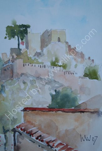 Peter's castle, Andalucia