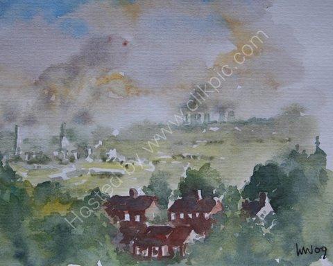 Mersey lowlands