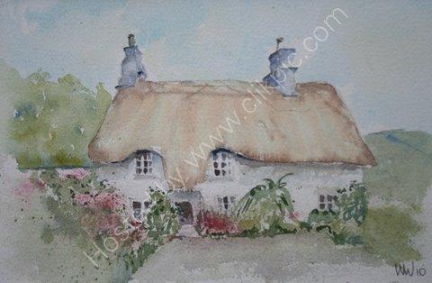Clanaborough Cottage, Devon