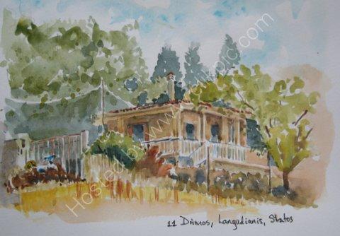 Penny's House, Thesaloniki, Greece