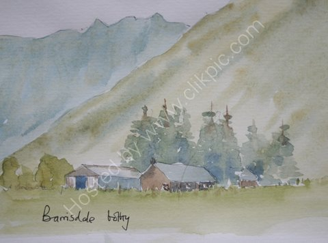 Barrisdale Bothy, Knoydart