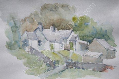 Youth Hostel in Glen Prosen, Perthshire