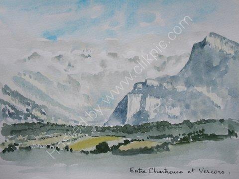 Entre Chartreuse et Vercors, 2007