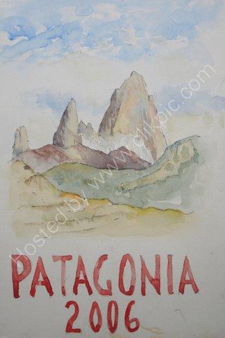 Cerro Fitzroy, Patagonia